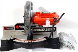 Black Amp Decker 380452 00 Clamshell Set For Miter Dewalt