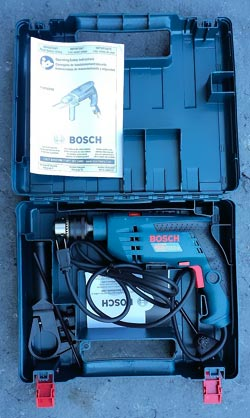 Bosch 1191VSRK Review