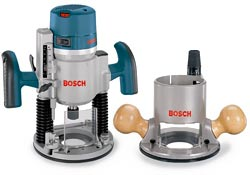 Bosch Wood Routers