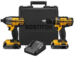Bostitch 18 Volt Lithium Drill
