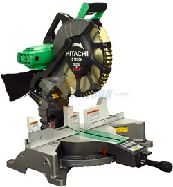 Hitachi C12LDH Miter Saw