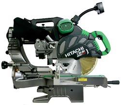 Hitachi C10fsbp4 12 Amp 10 Inch Sliding Dual Hitachi