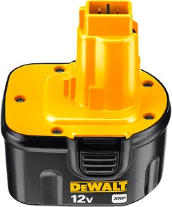 DEWALT 12 Volt Battery Replacement