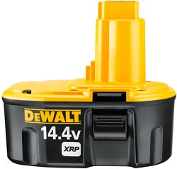 DEWALT 9091 14.4V XR Battery