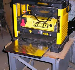 DEWALT 733 Planer Manual