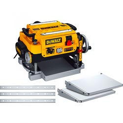 DEWALT 735 Planer Dust Collection