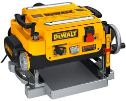 DEWALT DW735X 13 Two Speed Planer Package