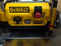 DEWALT 735x Planer Manual