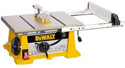 DEWALT 744 Table Saw Review