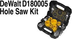 Amazon Hole Saw Kit