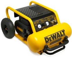DEWALT D55168 Air Compressor