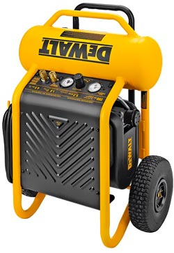 DEWALT 4.5 Gallon Compressor