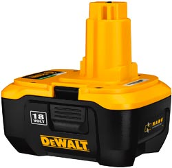 DEWALT Lithium Ion Battery MSDS