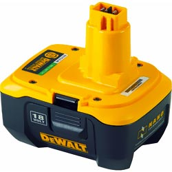 DEWALT Li Ion Battery 9180