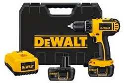 DEWALT Cordless Drill Specifications
