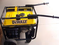 DEWALT DG2900 Generator Manual