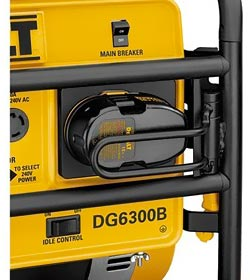 dewalt dg6300b generator for sale