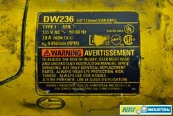 Dewalt Dw236_B_8 dewalt dw236 wiring diagram,dw \u2022 indy500 co  at gsmx.co