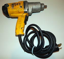 DEWALT Electric Impact Wrench Reviews
