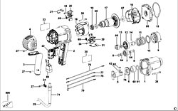DW292 Parts Diagram
