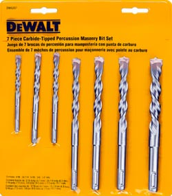 Carbide Drill Bit Sets