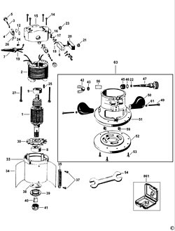 DEWALT Router Manual