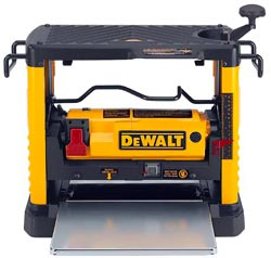 DEWALT DW733 Planer Review