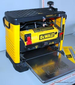 Dewalt Planer DW733 Manual