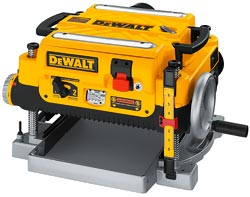 DEWALT DW735 Planer Manual