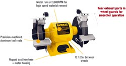 8 Inch Bench Grinder Reviews
