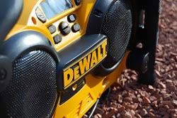 DEWALT Construction Radio