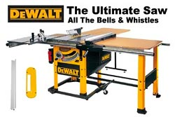 DW746 Table Saw for Sale