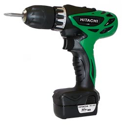 Hitachi Cordless Drill Battery Charger