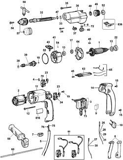 Dewalt Dw5769 2 Inch By 17 Inch By 22 Inch Bosch Hc8075 5