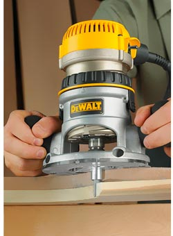 DEWALT DW616 Manual