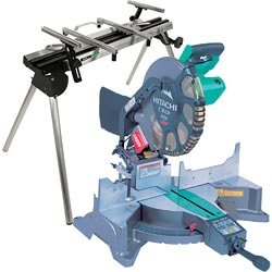 Miter Saw with Digital Readout