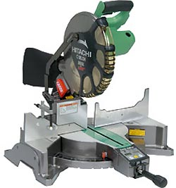12 Hitachi Compound Miter Saw