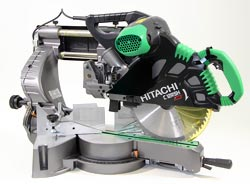 Hitachi C12RSH vs DeWalt DWS780