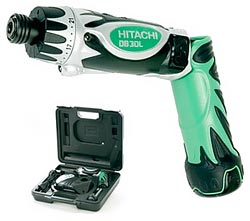 Hitachi Electric Screwdriver