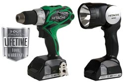 Hitachi Cordless Drill Review
