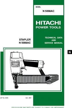 Hitachi 16 Gauge Staples