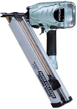 Hitachi Clipped Head Framing Nailer