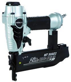 Hitachi Brad Nailer NT50AE2 Manual