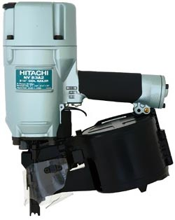 Hitachi NV83A2 Coil Framing Nailer