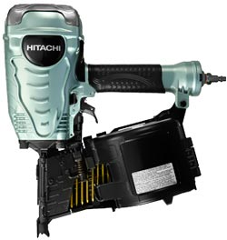 Hitachi Coil Nailers