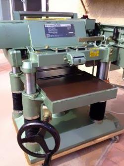 Planer Jointer Combination Machine