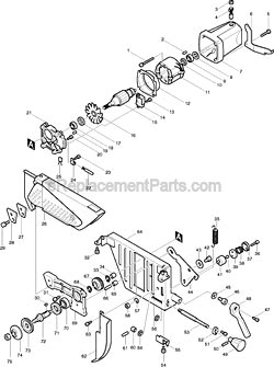 Makita 2708 Parts Makita 2705 10 Inch Contractor Table Saw