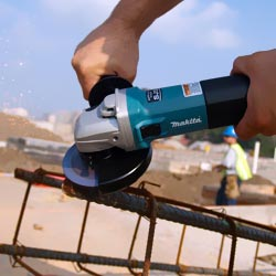 Cordless Variable Speed Angle Grinder