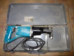 Makita JR3000V Problems