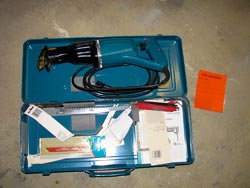 Parts for Makita JR3000V
